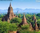 Religious buildings of Bagan, Myanmar