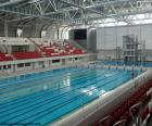Olympic swimming-pool, swimming-pool used in the Olympics and World Championships