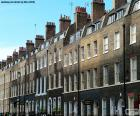 Typical houses of London