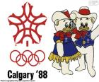 1988 Winter Olympics in Calgary