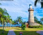 Lighthouse Castillo Grande, Colombia