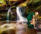 Mermaid in the river