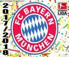 Bayern Munich, Bundesliga 2017-2018
