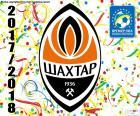 Shakhtar Donetsk, 2017-18 champion