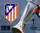 Atletico Madrid, Europa League 2018