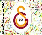 Galatasaray, Süper Lig 2017-2018