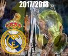 Real Madrid, Champions 2017-2018