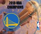 Warriors 2018 NBA champions
