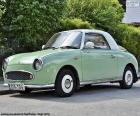 The Nissan Figaro is a small car manufactured for the Japanese market from 1989 to 1995