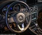 Mercedes-Benz steering wheel