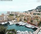 Port of Fontvieille, Monaco