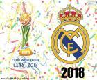 Real Madrid, world champion 2018