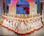 Beriozka, classical Russian dance