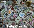 Postage Stamp Day