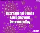 International Human papillomavirus Awareness Day
