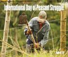 International Day of Peasant Struggle