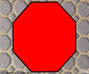Regular octagon puzzle