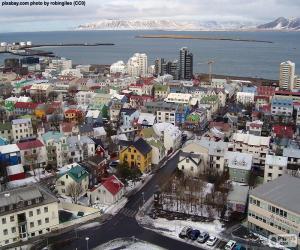 Reykjavik, Iceland puzzle