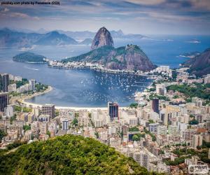 Rio de Janeiro, Brazil puzzle