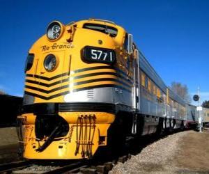 Rio Grande Railroad puzzle