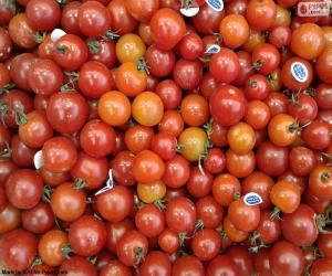 Ripe tomatoes puzzle