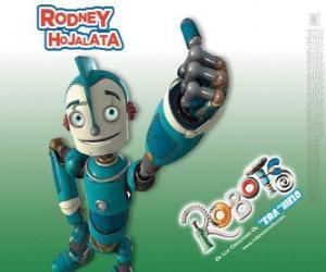 Rodney Copperbottom puzzle
