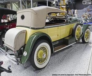 Rolls-Royce, 1929 puzzle