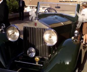 Rolls-Royce Bridal puzzle