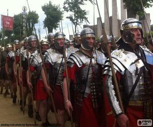 Roman army puzzle