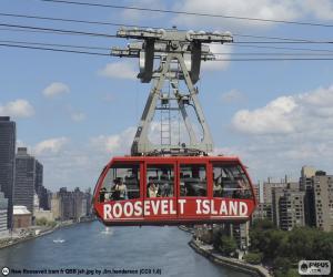 Roosevelt Island Tramway puzzle