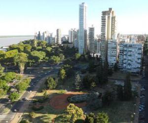 Rosario, Argentina puzzle