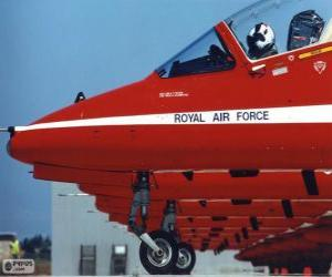 Royal Air Force puzzle