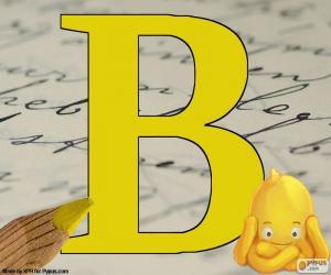 Russian letter В puzzle
