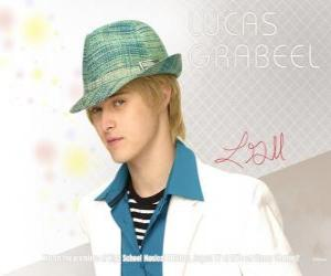 Ryan Evans (Lucas Grabeel), brother of Sharpay Evans (Ashley Tisdale) puzzle