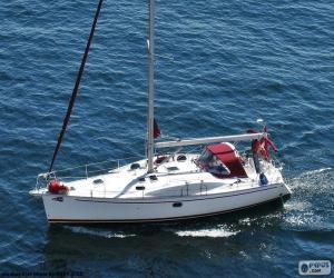 Sailboat to engine puzzle