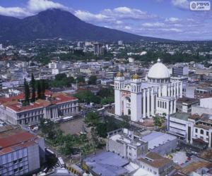 San Salvador, El Salvador puzzle