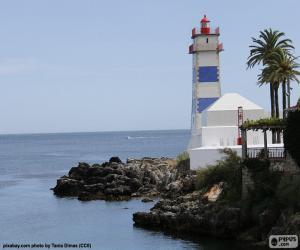 Santa Marta Lighthouse, Portugal puzzle