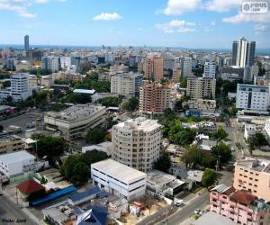 Santo Domingo, Dominican Republic puzzle