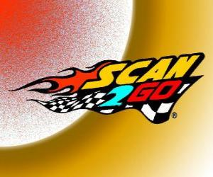 Scan2Go logo puzzle