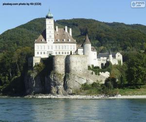 Schönbühel Castle, Austria puzzle