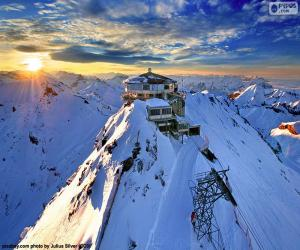 Schilthorn, Switzerland puzzle
