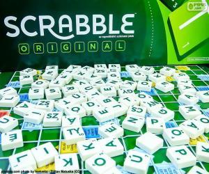 Scrabble puzzle