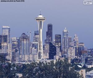 Seattle, United States puzzle