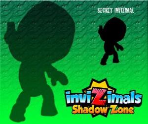 Secret Invizimal. Invizimals Shadow Zone. Nobody knows anything about this mysterious and secret Invizimal puzzle