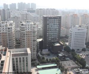 Shantou, China puzzle