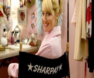 Sharpay Evans (Ashley Tisdale) puzzle