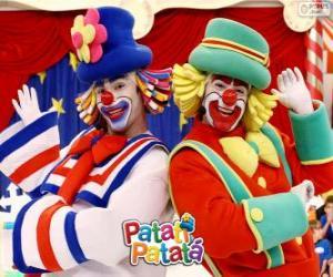 Show Patatí Patatá puzzle
