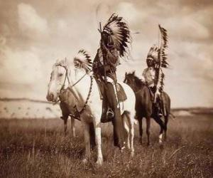 Sioux chief puzzle
