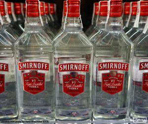 Smirnoff vodka puzzle