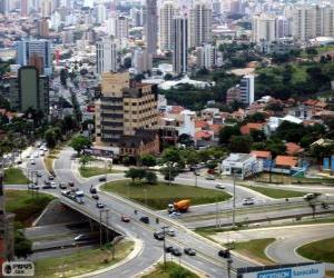 Sorocaba, Brazil puzzle